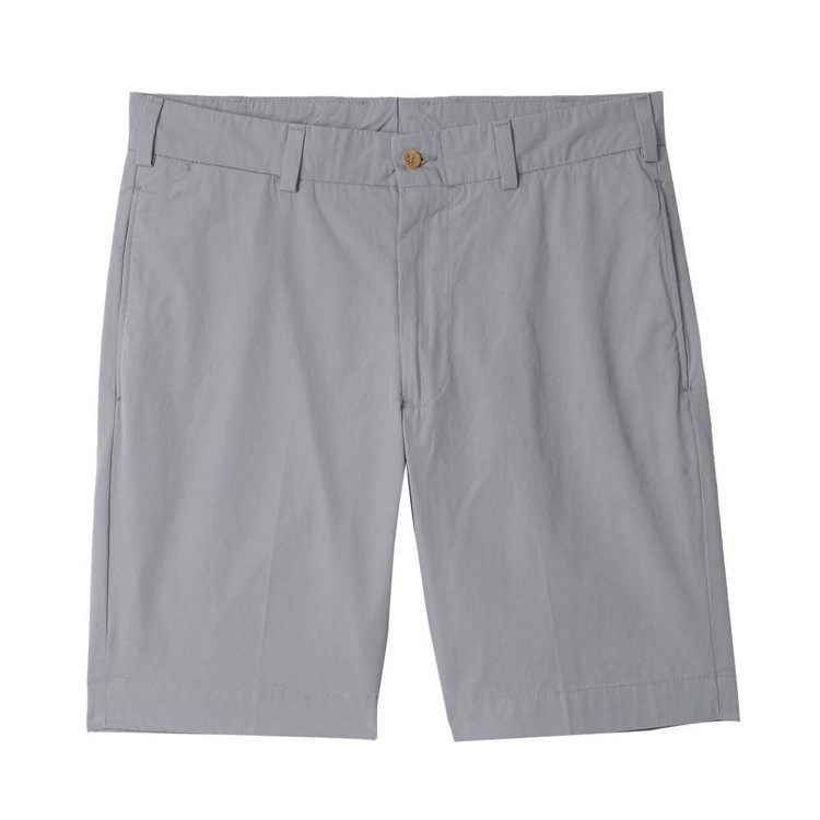 Tropical Poplin Short - Model M2 in Nickel by Bills Khakis