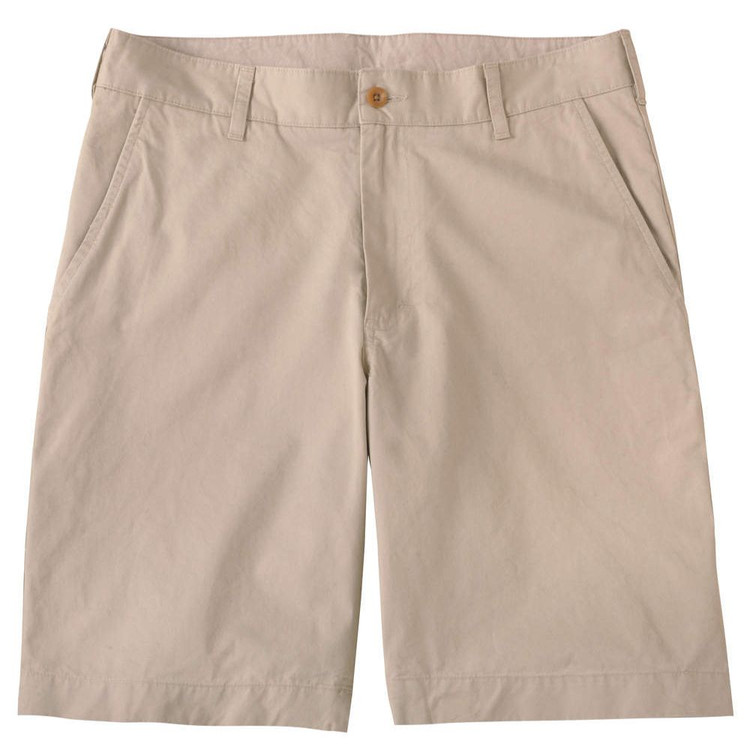 The Southport Twill Parker Short in Sand by Bills Khakis