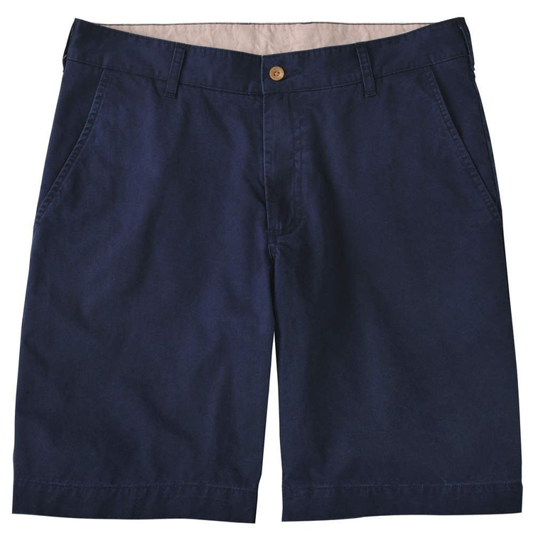 The Southport Twill Parker Short in Navy by Bills Khakis