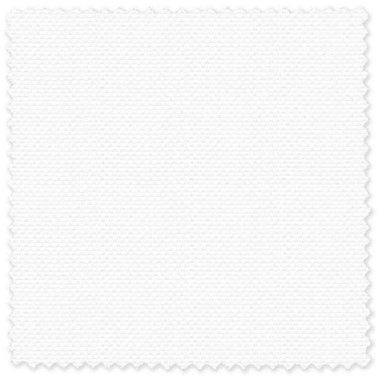 White Dobby 'Thomas Mason' 140's Cotton Broadcloth Custom Dress Shirt by Skip Gambert