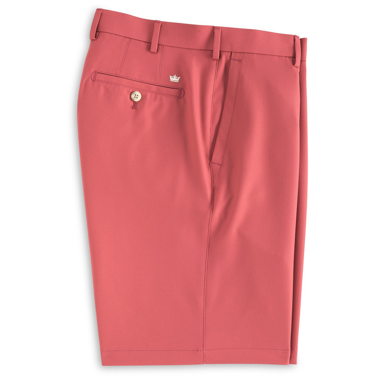 Salem Element 4 Performance Short in Cape Red by Peter Millar