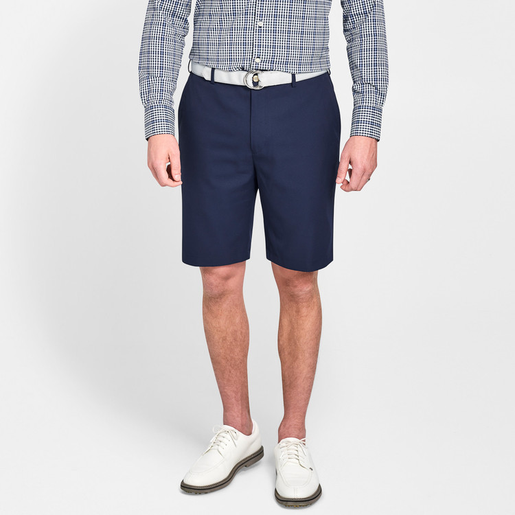 Salem Element 4 Performance Short in Yankee Blue by Peter Millar