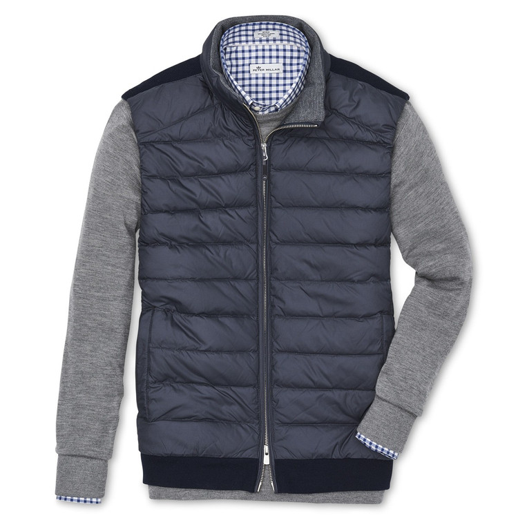 Crown Elite Light Hybrid Vest by Peter Millar