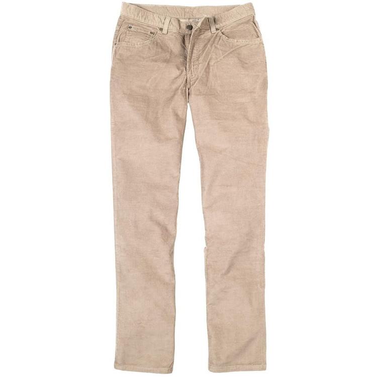 Five Pocket 14 Wale Corduroy Jeans in Cement (Size 40) by Bills Khakis