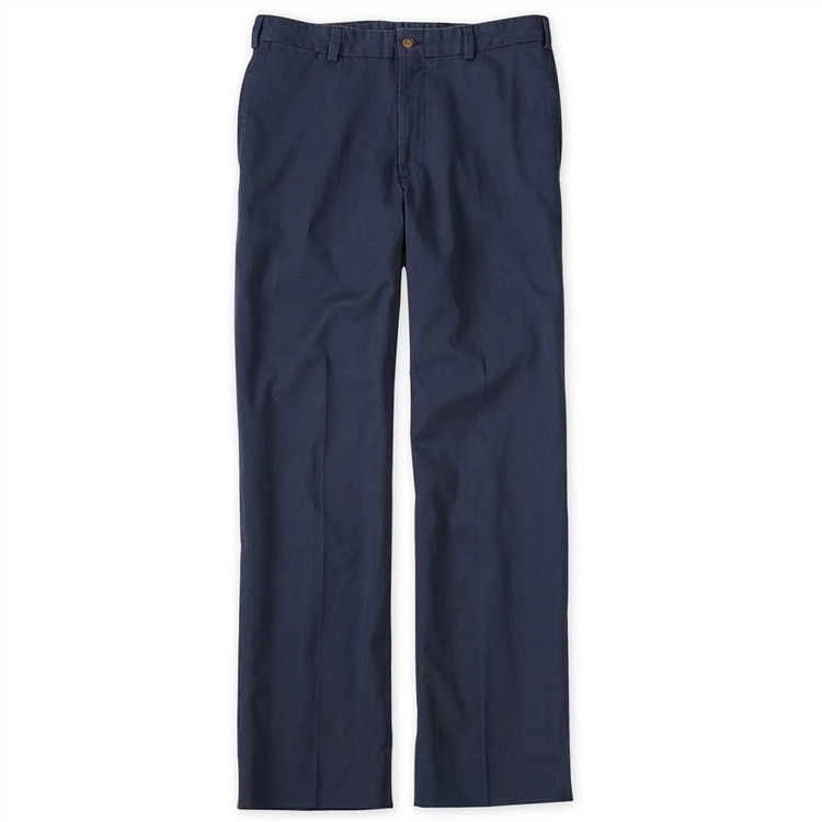 Original Twill Pant in Navy (Model M1, Size 35) by Bills Khakis
