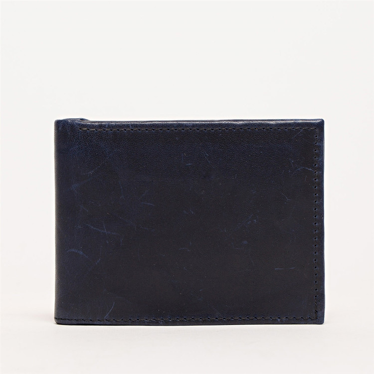 Bi-Fold Wallet in Brompton Midnight by Moore & Giles