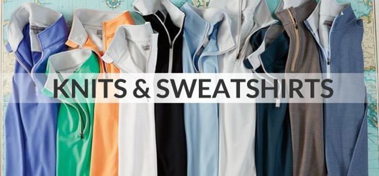 Knits & Sweatshirts