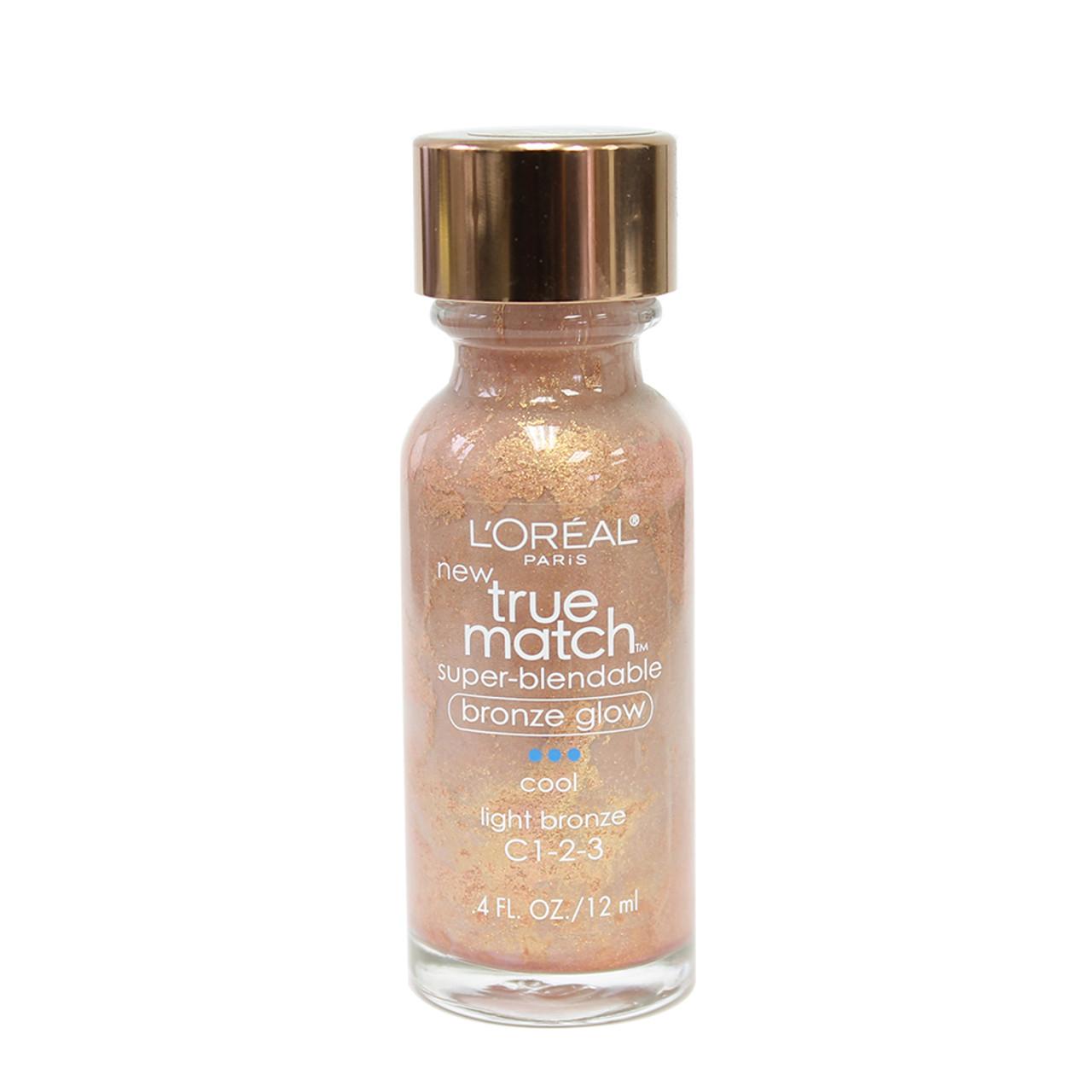 Loreal True Match Bronze Glow Super Blendable Makeup Perfecting Powder