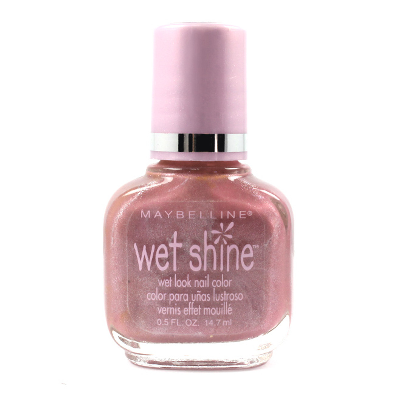 Maybelline Wet Shine Wet Look Nail Color, 0.5 oz. - BuyMeBeauty.com