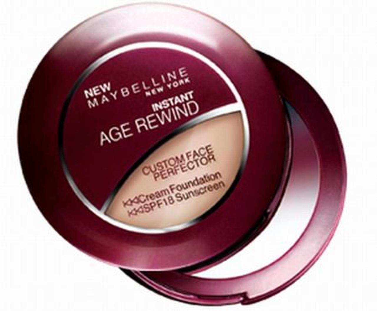 Maybelline Instant Age Rewind Custom Face Perfector Cream..