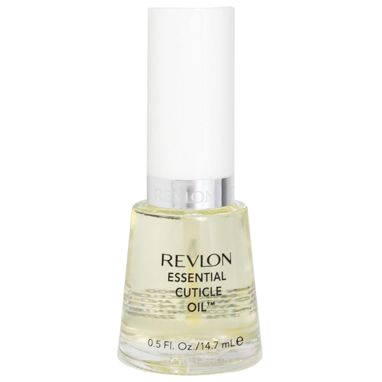 Revlon Essential Cuticle Oil, .5 fl. oz. - BuyMeBeauty.com
