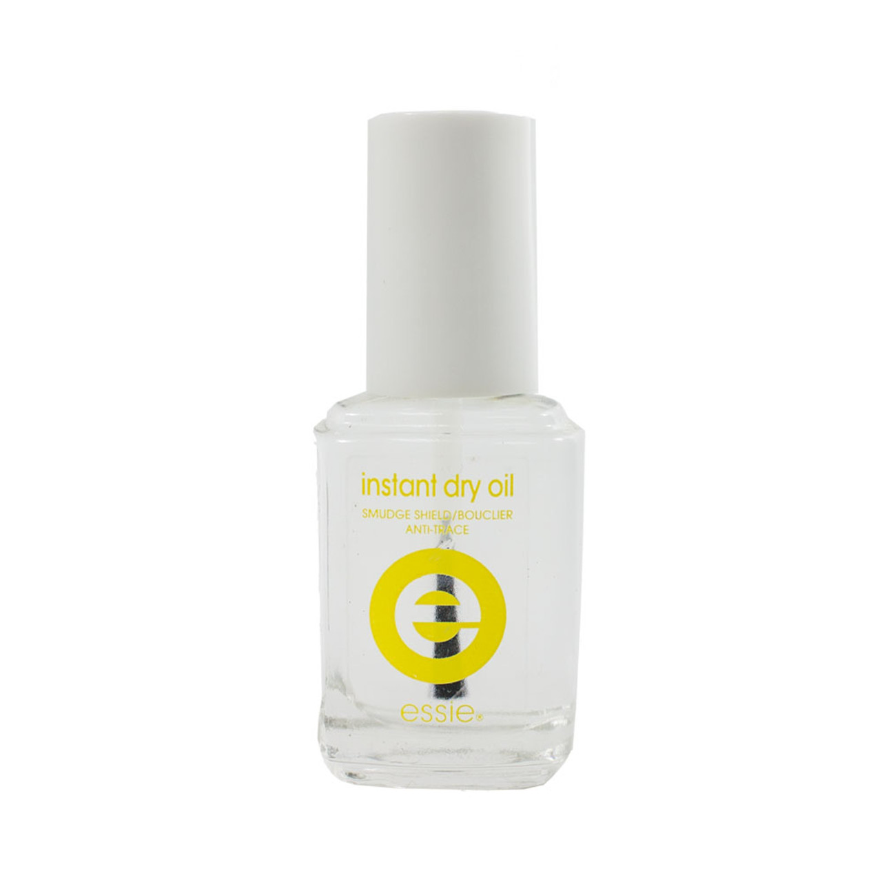 Essie Instant Dry Oil Smudge Shield Protect + Shine Solution ...