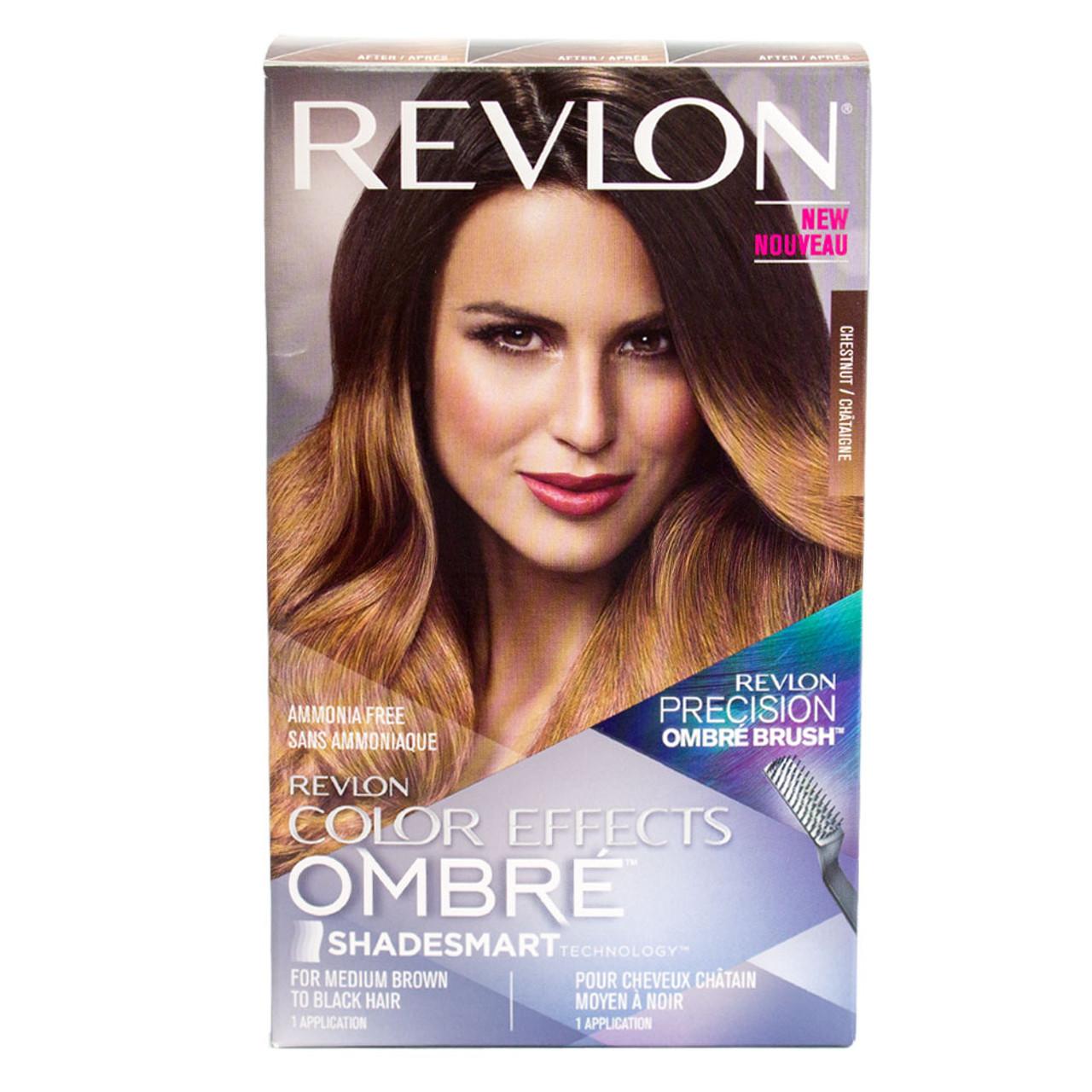 Revlon Color Effects Ombre Haircolor Chestnut Buymebeauty