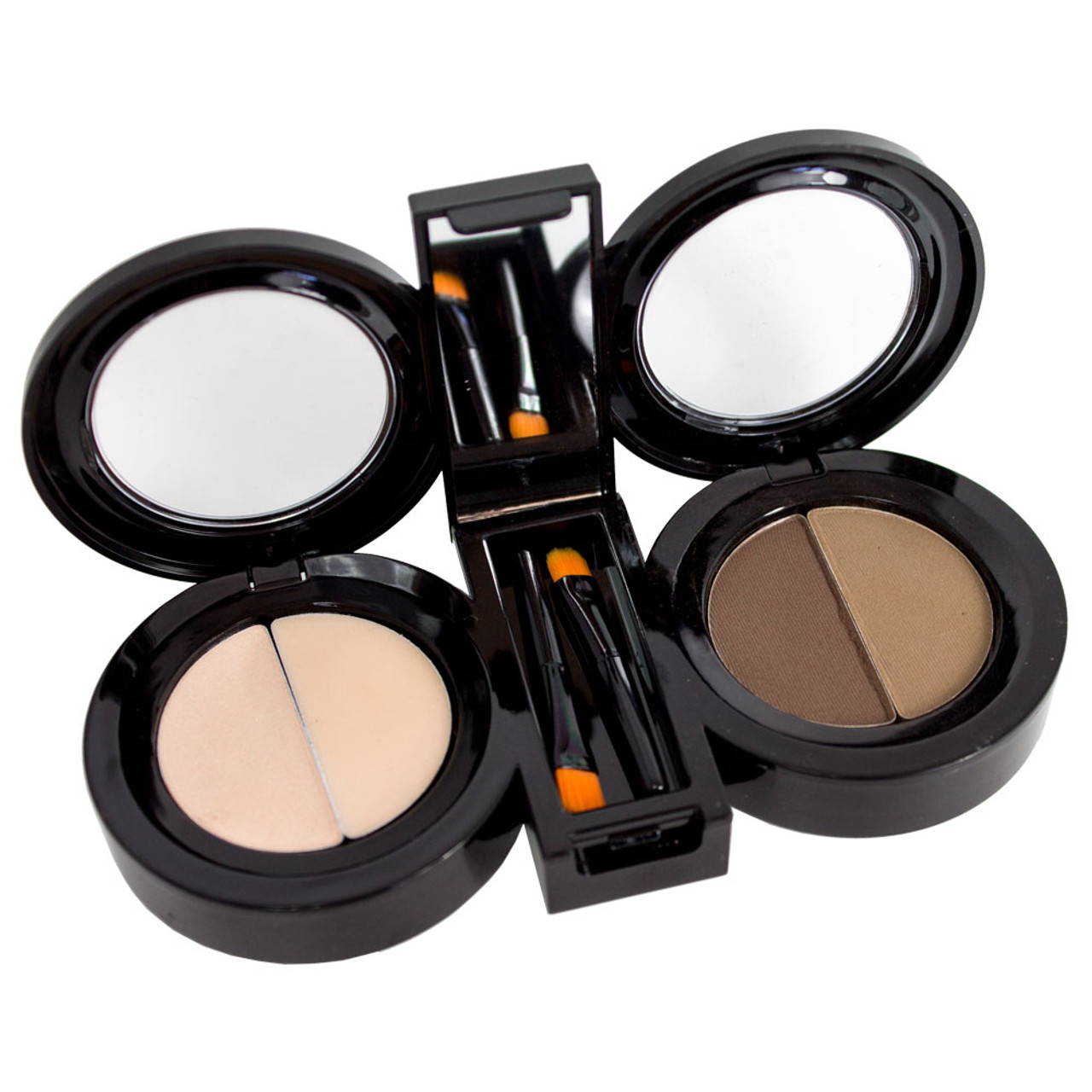 Hard Candy Brows Now Ultimate All In One Brow Powder Kit
