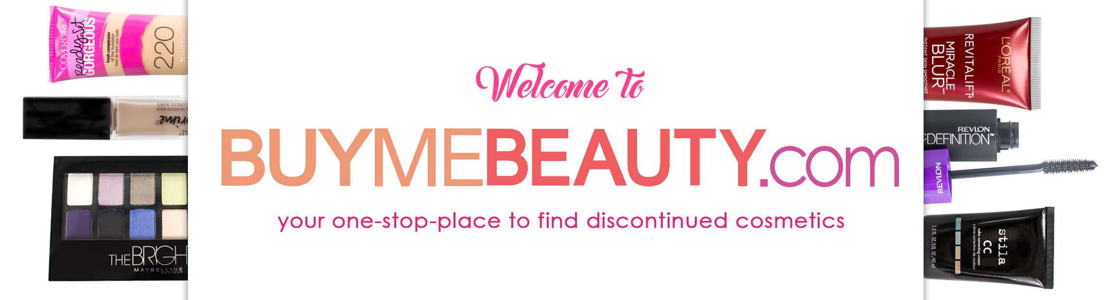 BuyMeBeauty com | Discontinued Makeup, Beauty Products, and