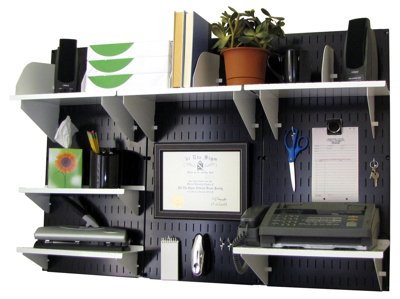 organizer organizers mounted and accessories sto wall storage for systems fresh ideas organization system office home