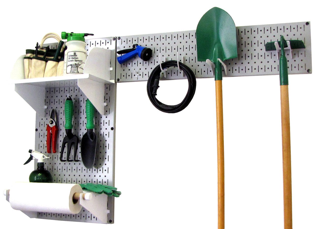 Ordinaire Metal Pegboard For Garden Tools
