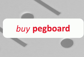 buy industrial pegboard tool boards