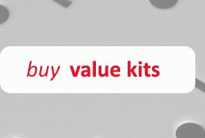 buy pegboard organizer kits
