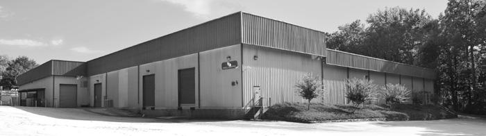Wall Control Pegboard Manufacturing Facility - Tucker, GA USA