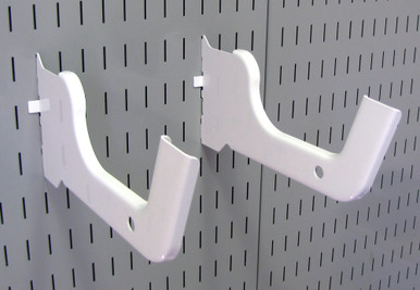 Heavy Duty Slotted Pegboard Hook Heavy Duty Wall Control