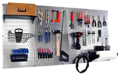 Pro Grade Pegboard Organizer Professional Peg Board Tool