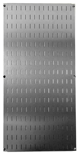 Slotted Galvanized Pegboard Metallic Pegboard With Slots
