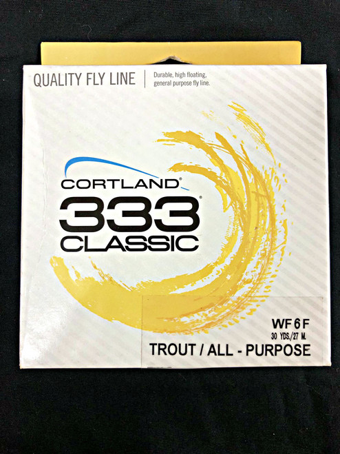 Courtland 333 Classic - Quality Fly Line