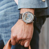 Xeric Silver Halograph Automatic Limited Edition (HLG-3016)