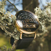 Xeric Black/Gold Halograph Automatic Limited Edition