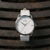 Nixon Mellor Silver White (A129391)