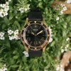 Nixon 38-20 Leather Gold Black (A467513)