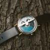 Xeric Soloscope RQ Black Blue (SRQ-3019-BLK)