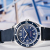 Spinnaker FLEUSS Automatic Navy Silver (SP-5055-03)