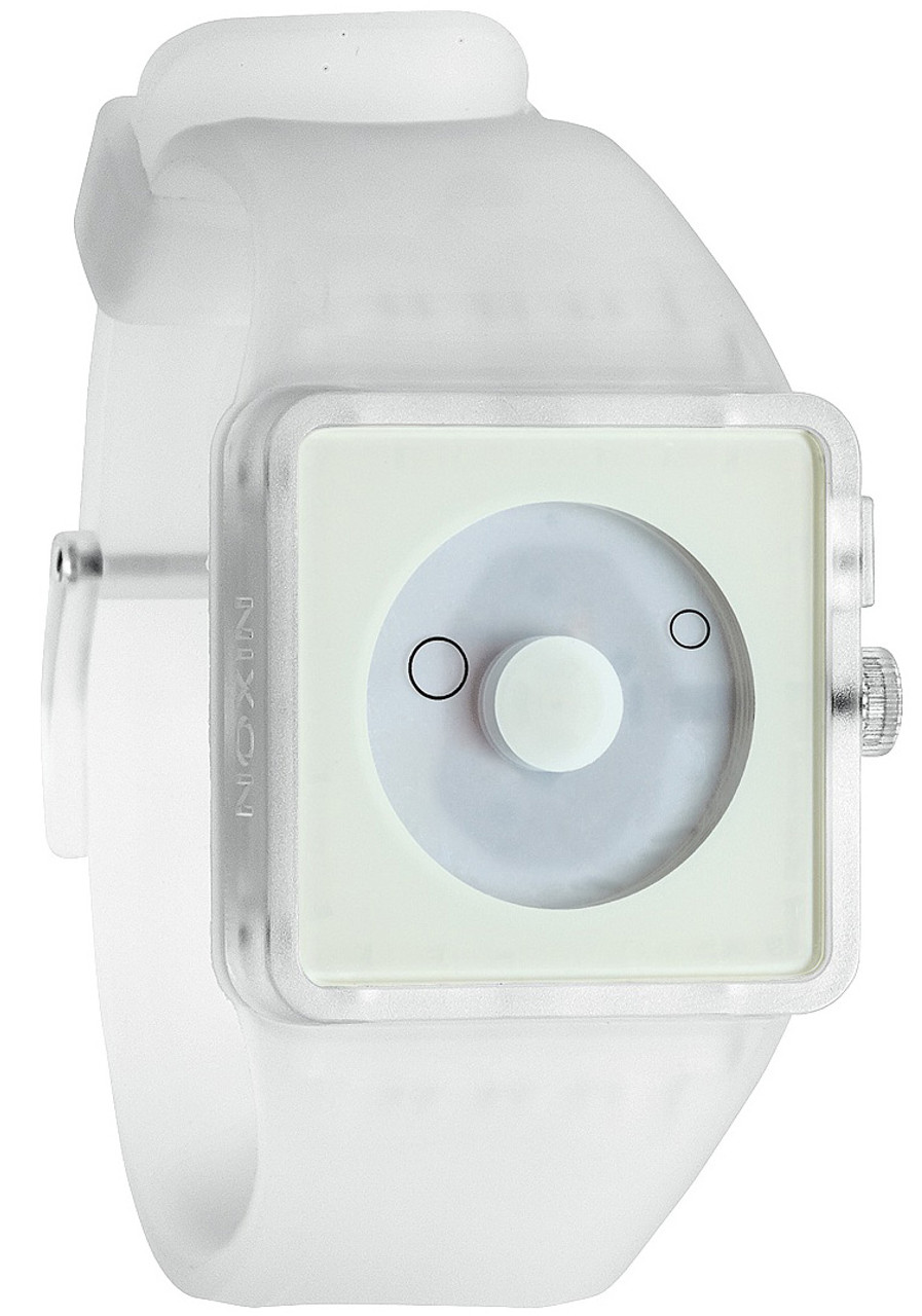 cosmos newton watches com unit products nixon turntablelab watch translucent