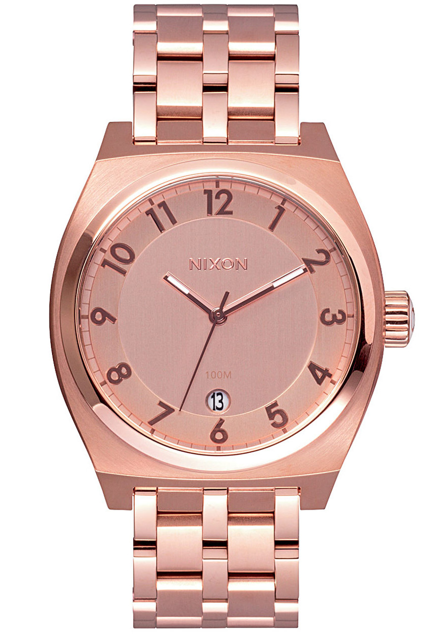 watches rose calvin s watch gold women minimal klein