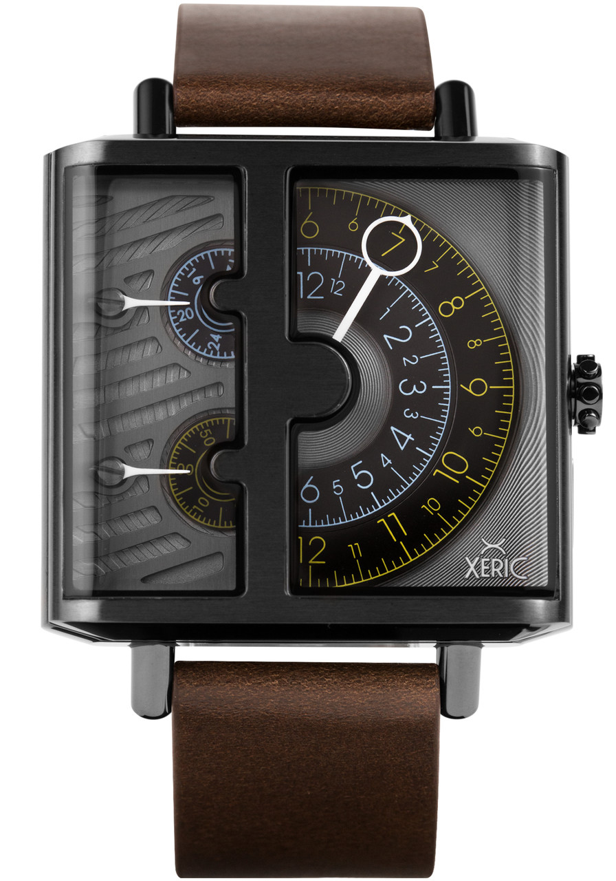 8 Of The Best Square-Faced Watches pictures
