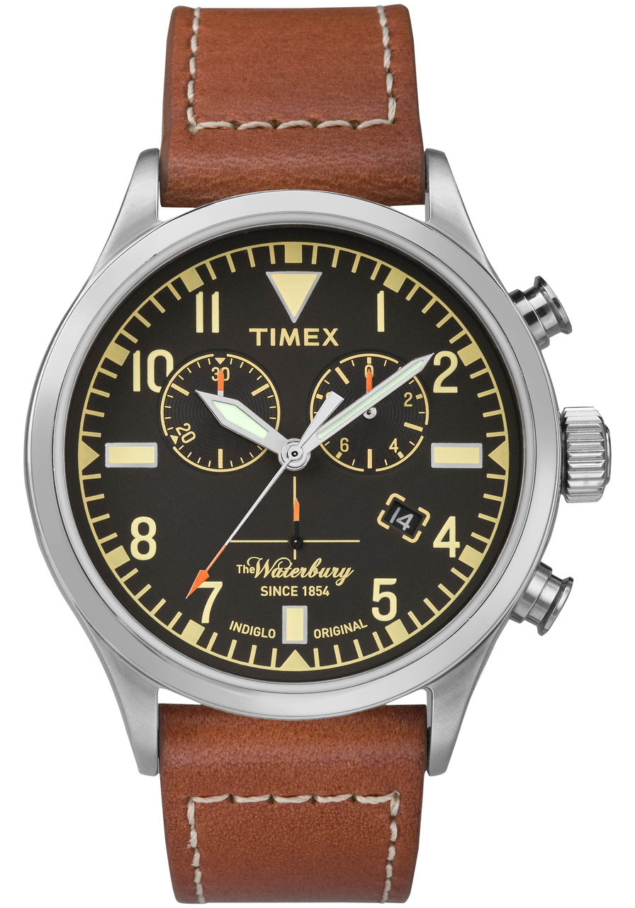 new waterbury watches wing s you week red watch todd timex to snyder story own need the chronograph here of gq designer