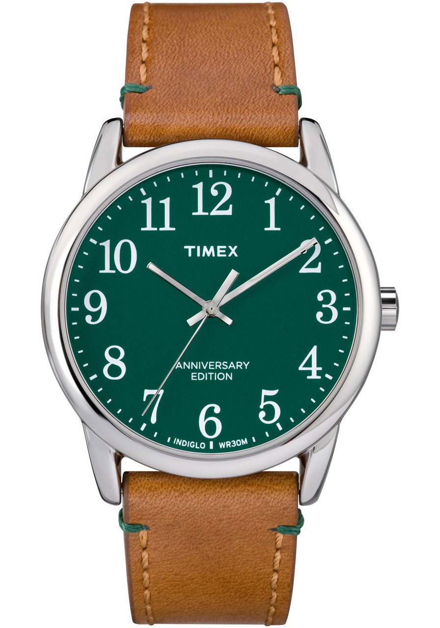olive am product watches green bezel