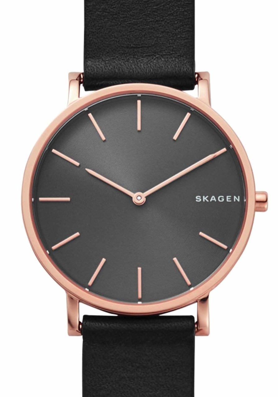com hagen mesh watches skagen slim steel fossil