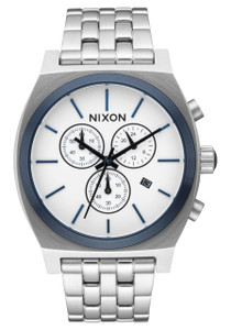 Nixon Time Teller Deluxe Olive Sunray Watches Com