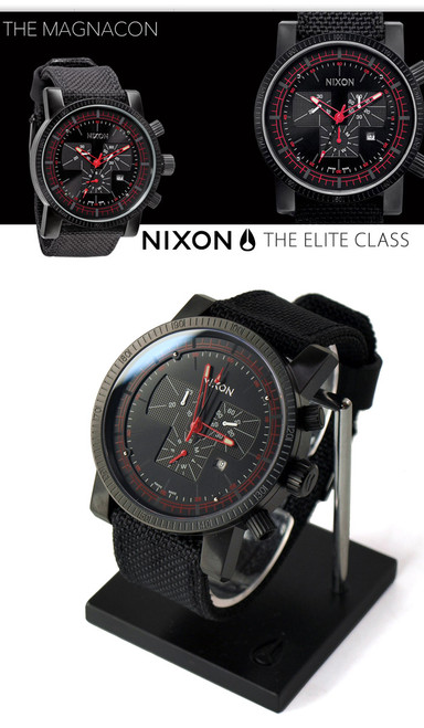 Nixon Magnacon Elite Chronograph (A079001) MULTI