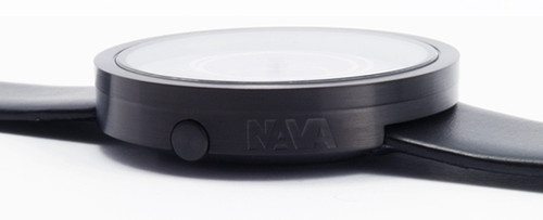 Nava Ora Unica Black 36mm