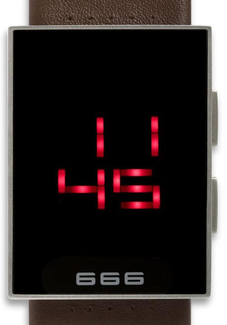 Barcelona 666 Blend Digital -Brown Leather (666-160)