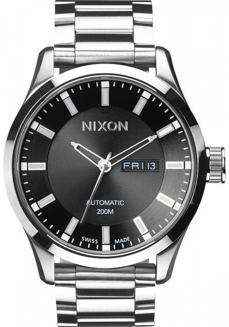 Nixon Swiss Automatic II -Black