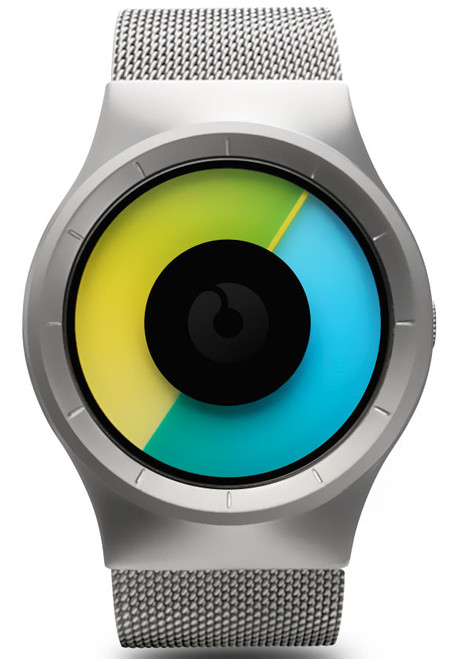 Celeste Chrome/Colored