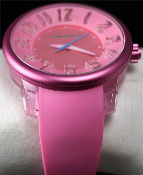 analog watch watches series s white pixie dial light pink q women children other