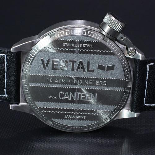 Vestal Canteen CTN3L01 Stainless Steel
