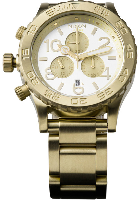 Nixon 42-20 Chrono Gold (A0371219)