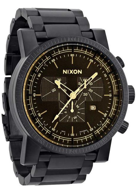 Nixon Magnacon SS Black Sniper Edition (A4571354) full